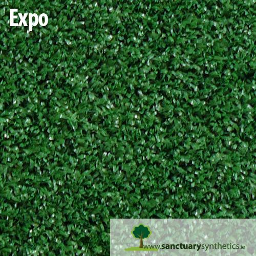 Sanctuary EXPO grass