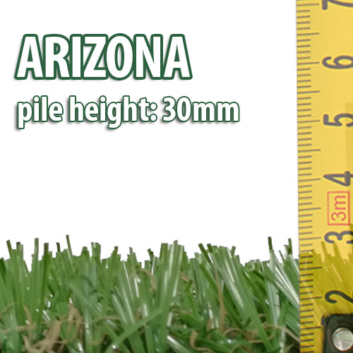 Arizona Pile Height