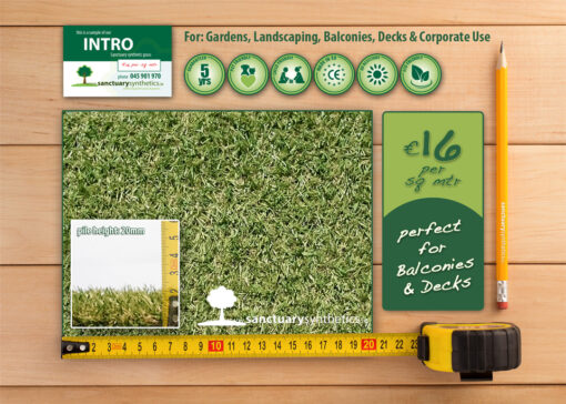 Sanctuary Intro Artificial Grass