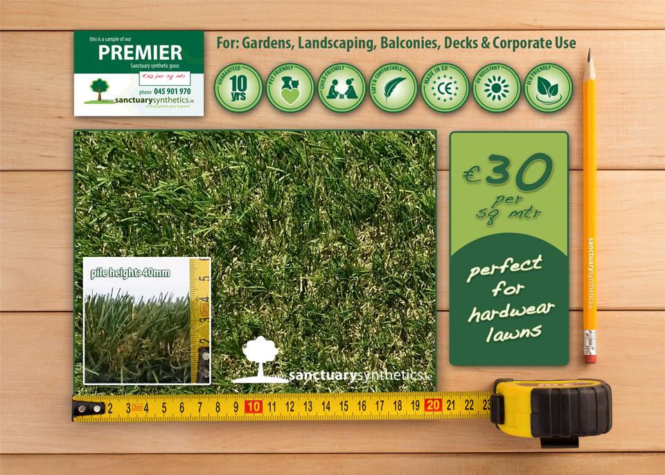 Sanctuary Premier Artificial Grass