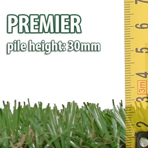Arizona Pile Height