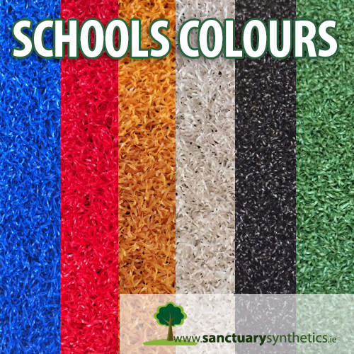 Sanctuary Schools Artificial Play Grass