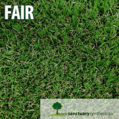 Sanctuary FAIR - indoor fire resistant grass