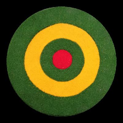 Artificial Grass Target Mat