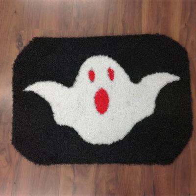 artificial grass doormat (Halloween)