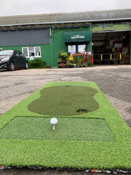 Sanctuary 3-in-1 Home Golf Kit