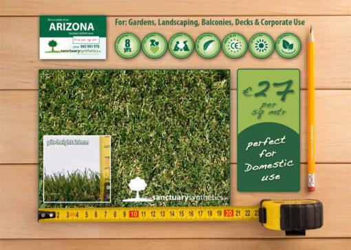 Sanctuary Arizona Artificial grass lawn