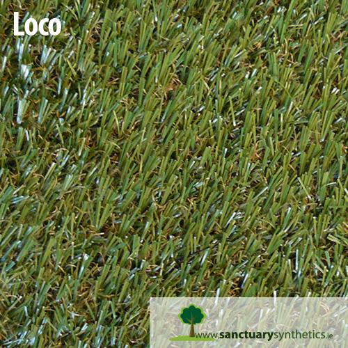 Sanctuary LOCO grass