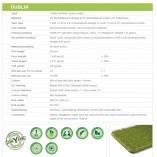Sanctuary DUBLIN grass spec sheet